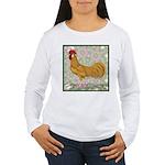 Minorca Rooster #2 Women's Long Sleeve T-Shirt