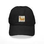 Minorca Rooster #2 Black Cap