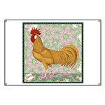 Minorca Rooster #2 Banner
