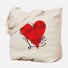 Carlisle Tote Bag
