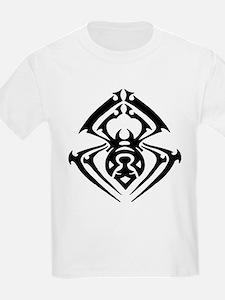 Tribal Tattoo Spider T-Shirt