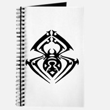 Tribal Tattoo Spider Journal