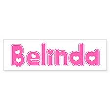 """""""Belinda"""" Bumper Bumper Sticker"""