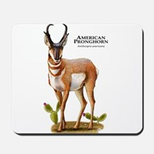 American Pronghorn Mousepad