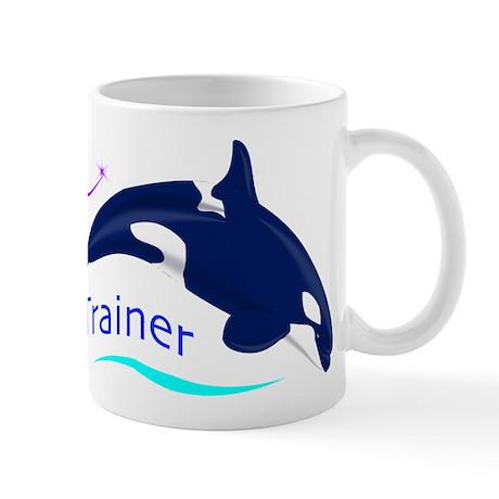 Orca Trainer Sparkle Mug