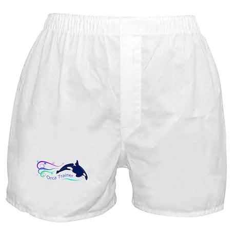 Orca Trainer Sparkle Boxer Shorts