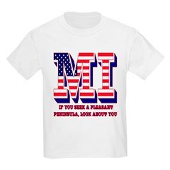 Michigan Kids T-Shirt