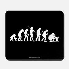 True Evolution... Mousepad