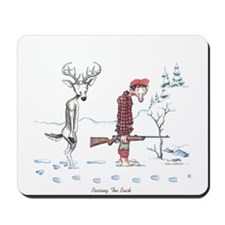 Passing The Buck Mousepad