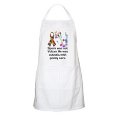 High Functioning Autism BBQ Apron