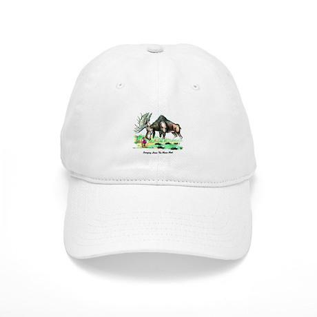 Bringing Home The Moosemeat Cap