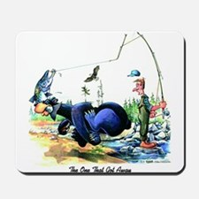 The One That Got Away Mousepad