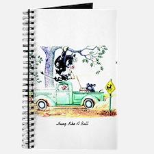 Hung Like A Bull Journal