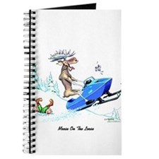 Moose on The Loose T Shirts Journal