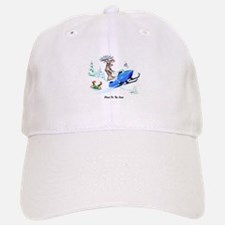 Moose on The Loose T Shirts Baseball Baseball Cap