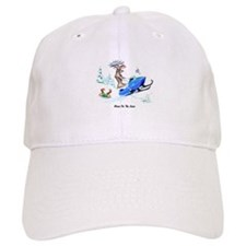 Moose on The Loose T Shirts Baseball Cap