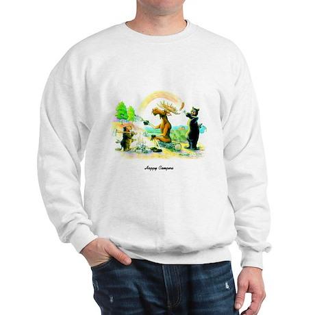 Happy Campers Sweatshirt