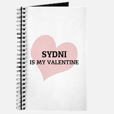 Sydni Is My Valentine Journal