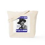 Australian Friend Vintage Poster Tote Bag
