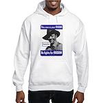 Australian Friend Vintage Poster Hooded Sweatshirt