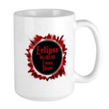 Eclipse I was there Mug