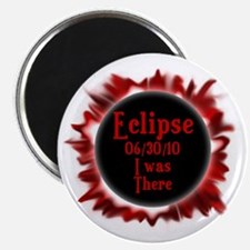 Eclipse I was there Magnet