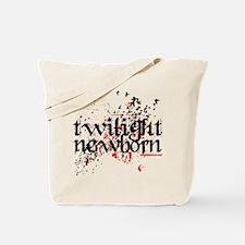 Twilight Newborn by Twibaby Tote Bag