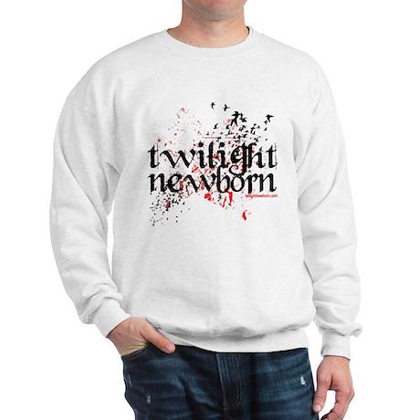 Twilight Newborn by Twibaby Sweatshirt