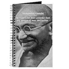 Power of Truth Gandhi Journal
