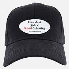 GoldWing Shop #Ride A Naked GoldWing Baseball Hat