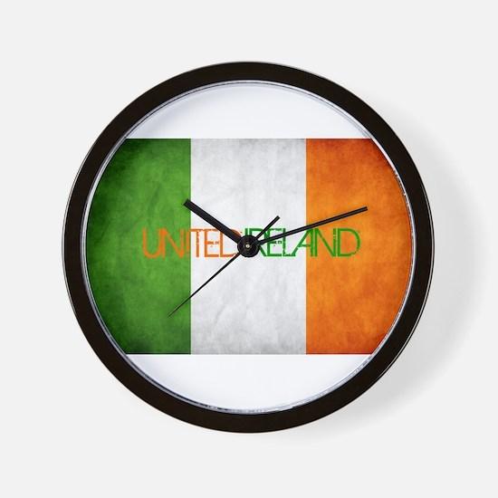 Cute Irish Wall Clock