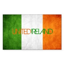Cute United ireland Decal
