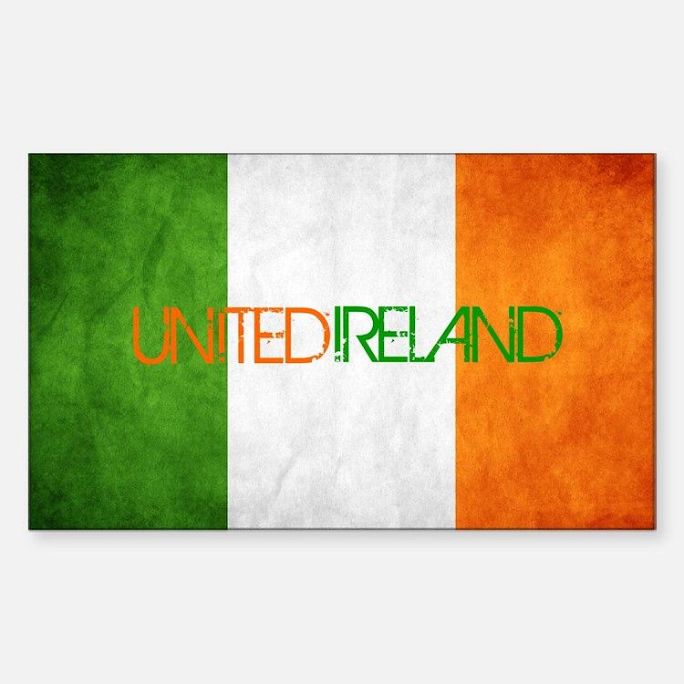 Cute Free ireland Decal