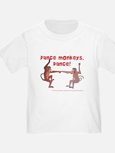 Dance Monkeys, Dance! T