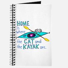 Cat and Kayak Journal