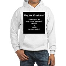 Foreign Policy Hoodie