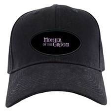 Mother of the Groom Rocker Morph Baseball Cap