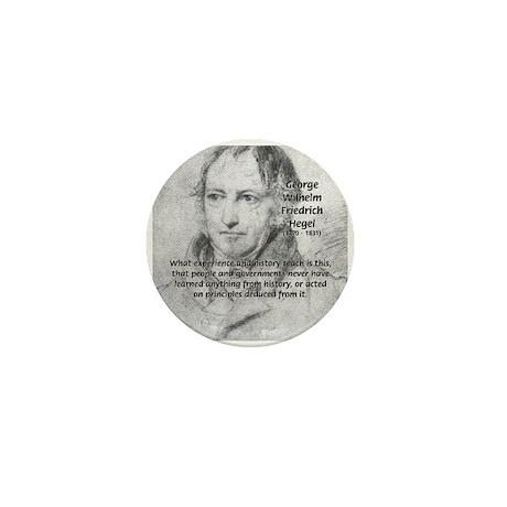 History Failure of Government Mini Button (100 pac