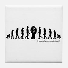 Evolution Tile Coaster