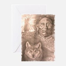 Indian Guide Greeting Cards (Pk of 10)