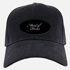 Maid of Honor Formal Font Baseball Hat