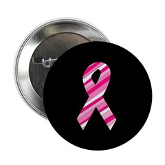 Breast Cancer Ribbon Pinstrip 2.25
