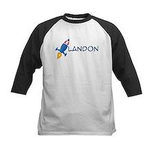 Landon Rocket Ship Tee