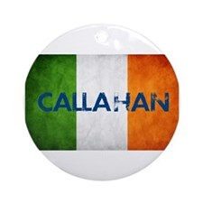 Cute Galway Ornament (Round)