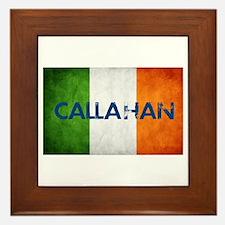 Cute Callahan Framed Tile