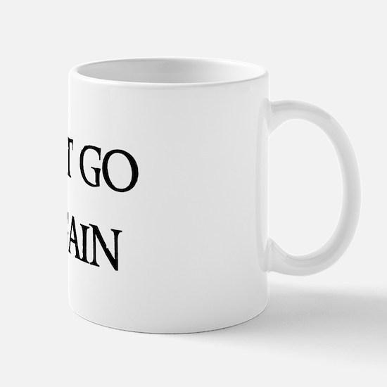 You can't go home Mug
