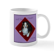 Will Train For Treats Mug