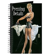Pressing Details ElvgrenPinup Girl Wedding Planner