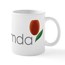 AMDA tulip Mug