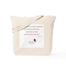 AMDA Tote Bag